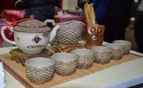 古典传统客家陶艺茶具