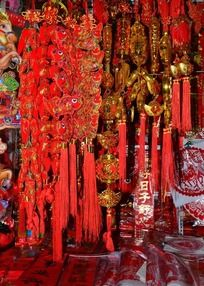 传统中国结挂件