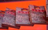 广州手信漫画纸袋