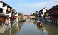 上海七宝古镇水乡