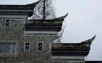 中式屋檐图片图片