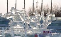 大丰收冰雕