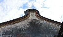 客家建筑屋顶