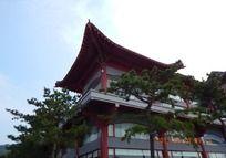 刘公岛复古建筑