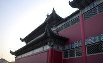 壮观的古建筑