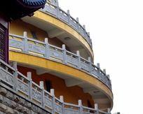 古典环形楼梯外观