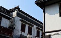 小镇古建筑