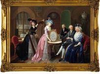 古典欧式油画