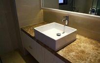 方形洗手池