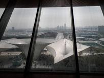 上海世博会鸟瞰
