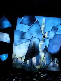 上海世博会中国馆内景