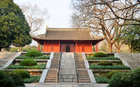 明孝陵传统建筑