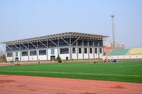 陕西西京大学操场