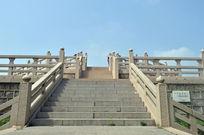 汉淮南王宫台阶