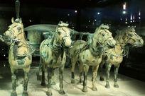 战马雕塑图片
