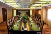 长方形会议桌会议室图片图片