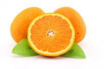 橙子横切面
