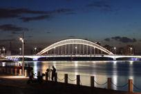 长丰大桥图片