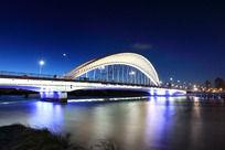 宁波长丰大桥原创摄影图