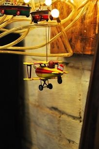 飞机模型装饰品