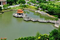 集美大学白鹭湖