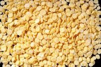 金黄色的玉米片