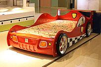 儿童玩具车造型床