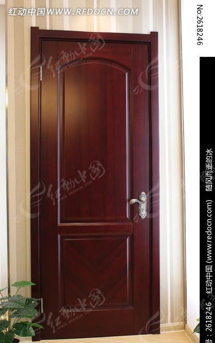 红木卧室门图片_生活百科图片