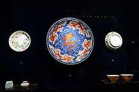 清朝乾隆款瓷器