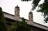 河南大学古式建筑