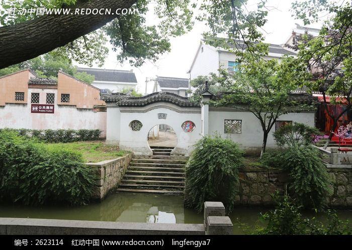 中式古典园林图片,高清大图
