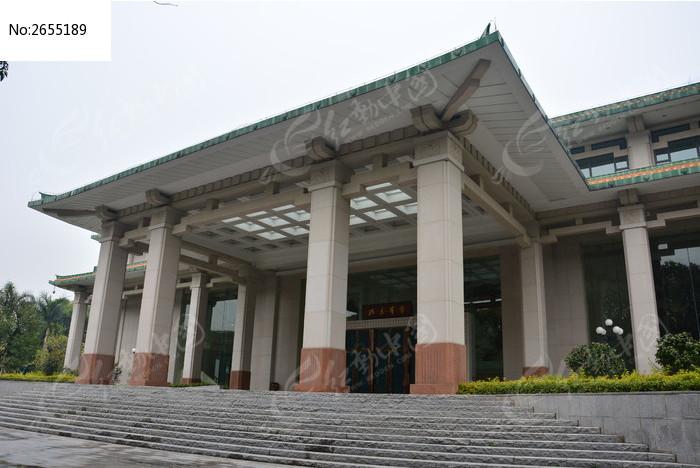 广州珠岛宾馆大堂