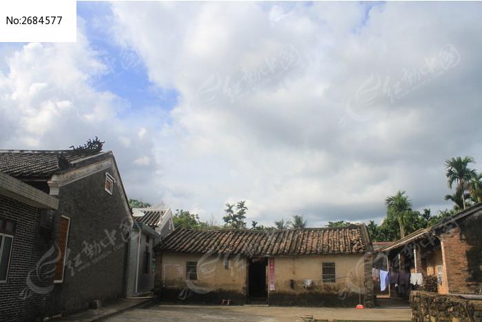 农村的房子图片