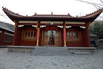 圆融寺的珈蓝殿
