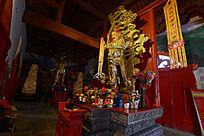 圆融寺的天王像