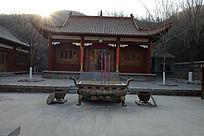 圆融寺香炉