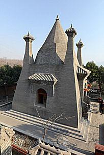 圆融寺钟楼