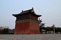 北宋帝陵钟楼