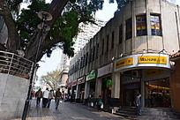 广州东山大街风貌