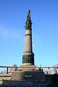 哈尔滨人民英雄纪念碑