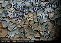 考古陶瓷碎片