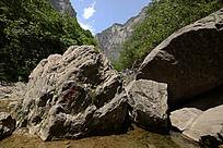 云台山山石