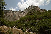 云台山壮丽山峰