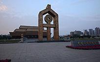 中国文字博物馆字坊