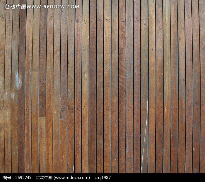 棕色木板背景素材图片