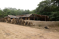 民国时期农村小院