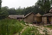 乡村居民院子