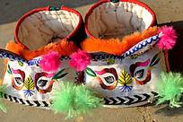 一双精致的宝宝鞋