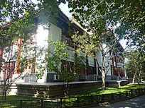 北大教学楼