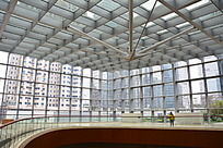 广州太古汇室内玻璃幕墙